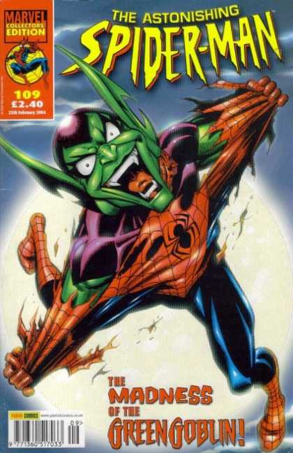 Astonishing Spider-Man 109
