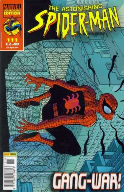 Astonishing Spider-Man 111