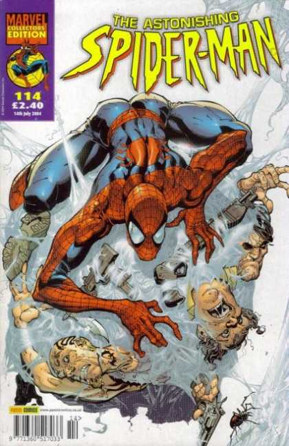 Astonishing Spider-Man 114