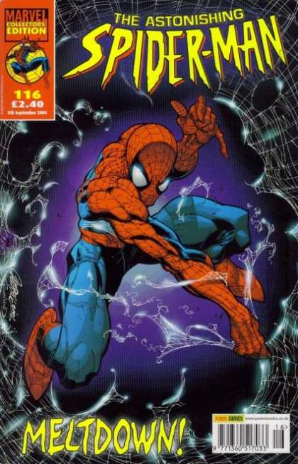 Astonishing Spider-Man 116