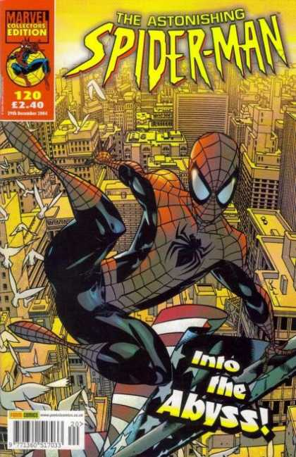 Astonishing Spider-Man 120