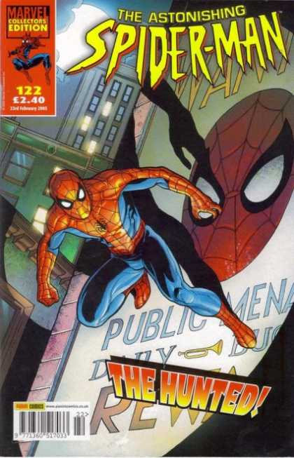 Astonishing Spider-Man 122