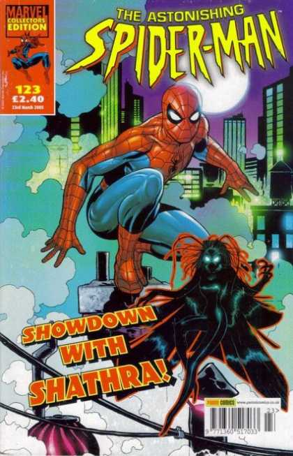 Astonishing Spider-Man 123