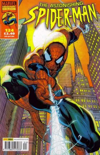 Astonishing Spider-Man 124