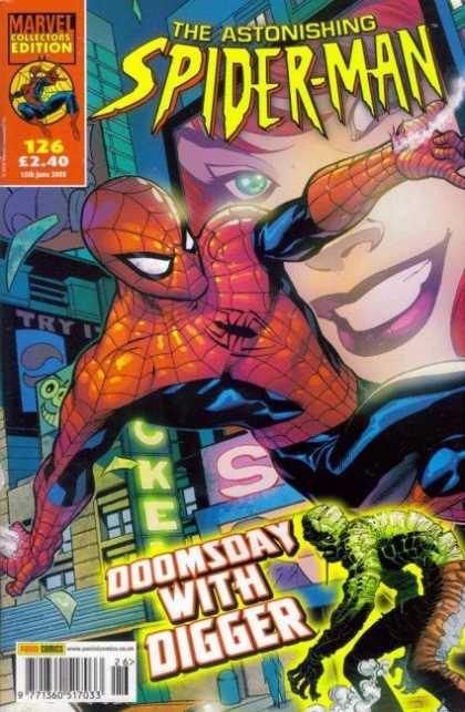 Astonishing Spider-Man 126