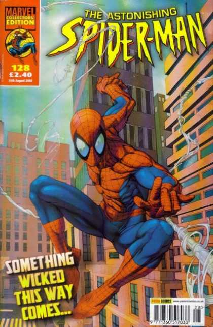 Astonishing Spider-Man 128