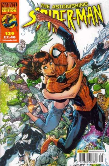 Astonishing Spider-Man 129