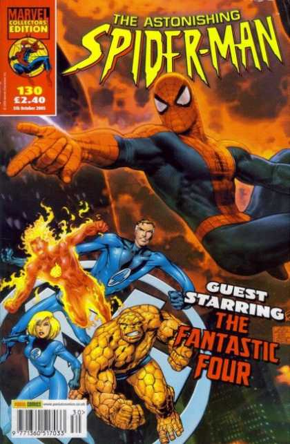 Astonishing Spider-Man 130