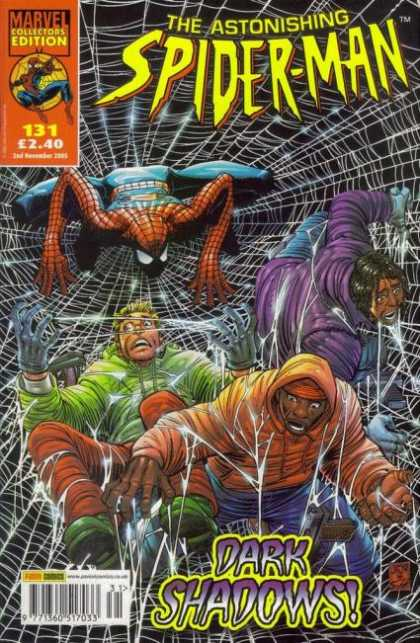 Astonishing Spider-Man 131