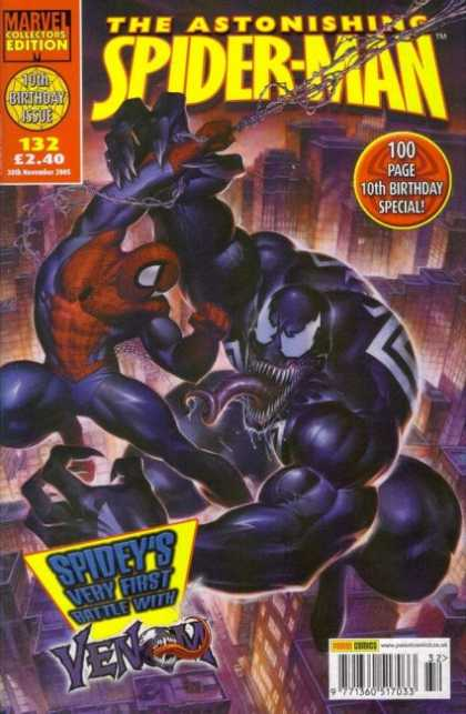 Astonishing Spider-Man 132
