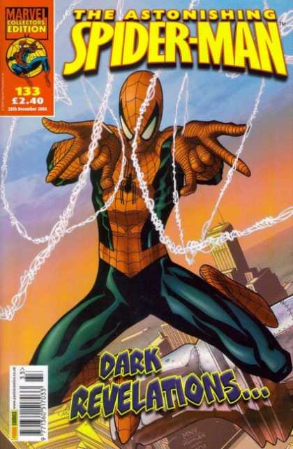 Astonishing Spider-Man 133
