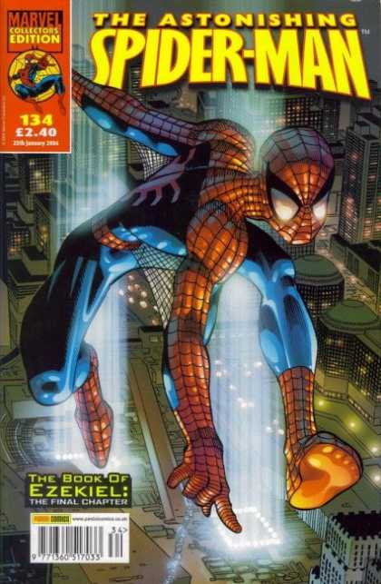 Astonishing Spider-Man 134