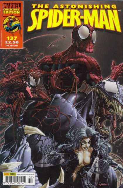 Astonishing Spider-Man 137