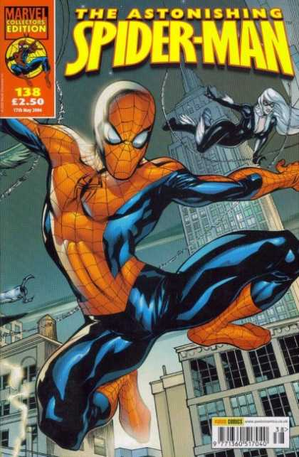 Astonishing Spider-Man 138