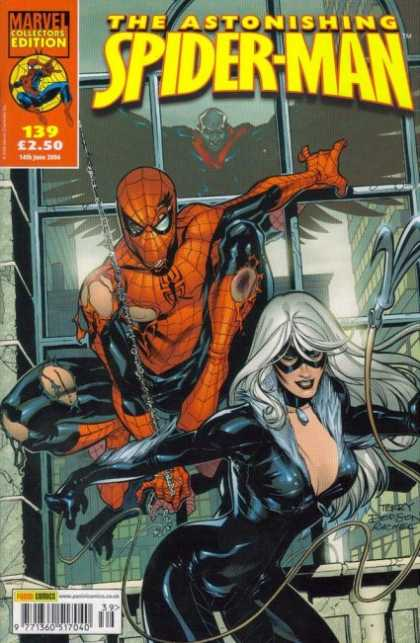 Astonishing Spider-Man 139