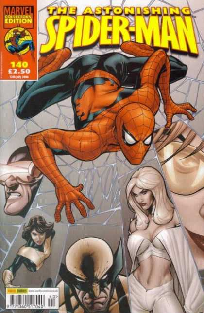 Astonishing Spider-Man 140