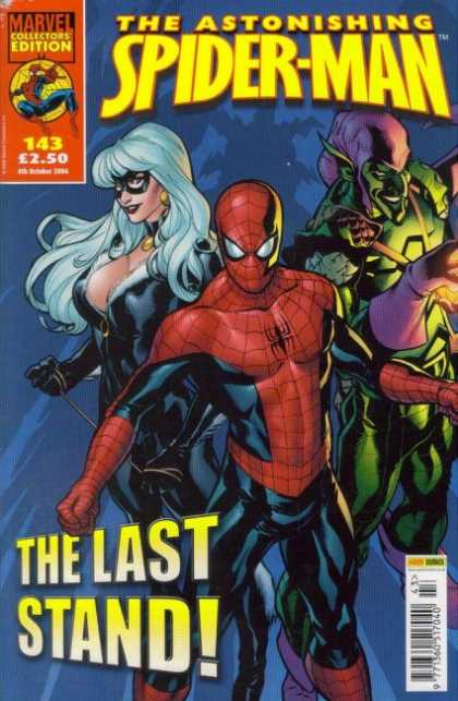 Astonishing Spider-Man 143