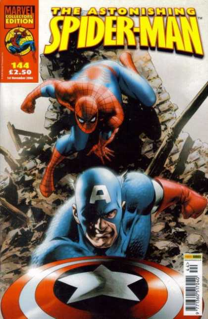 Astonishing Spider-Man 144