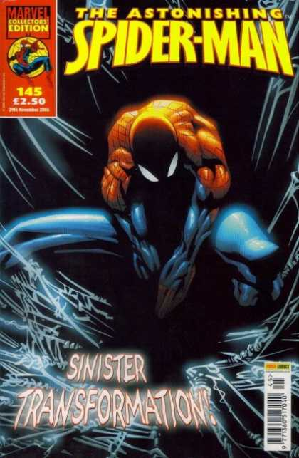 Astonishing Spider-Man 145