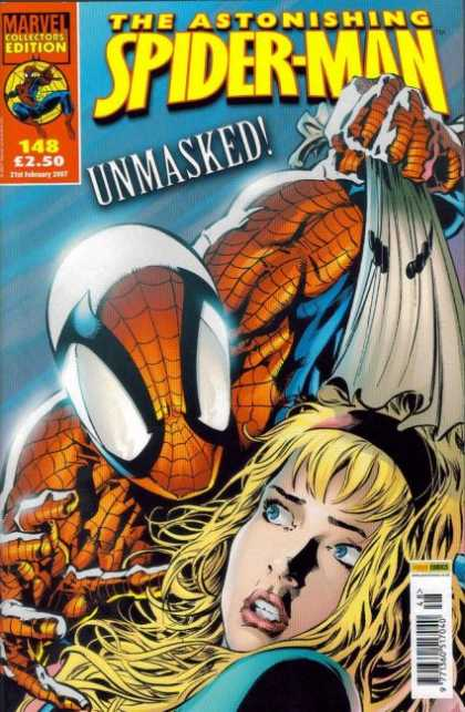 Astonishing Spider-Man 148