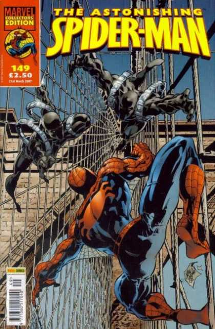 Astonishing Spider-Man 149