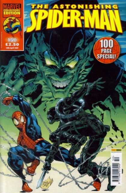 Astonishing Spider-Man 150