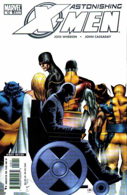 Astonishing X-Men 12 - John Cassaday