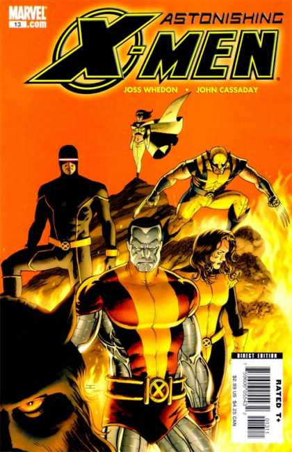 Astonishing X-Men 13 - John Cassaday