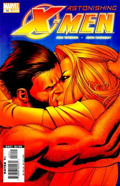 Astonishing X-Men 14 - John Cassaday, Laura Martin