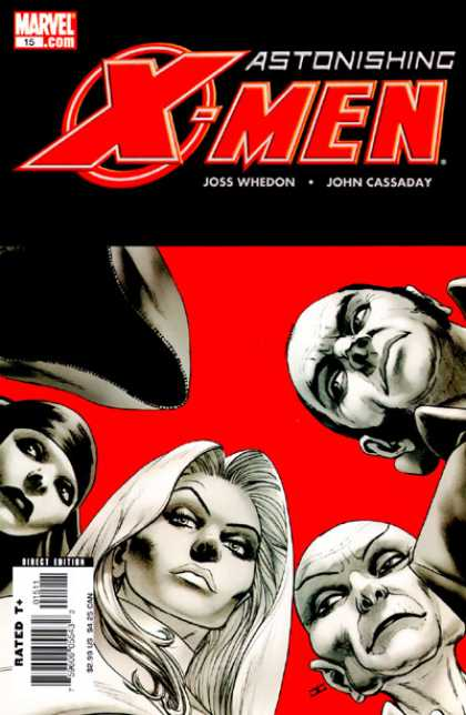 Astonishing X-Men 15 - John Cassaday