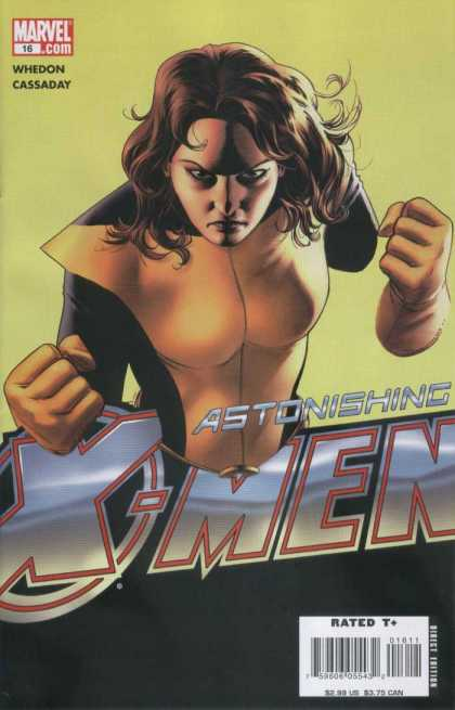 Astonishing X-Men 16 - John Cassaday