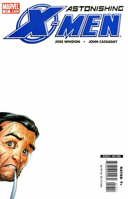 Astonishing X-Men 17 - John Cassaday