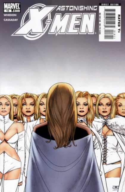 Astonishing X-Men 18 - John Cassaday, Laura Martin