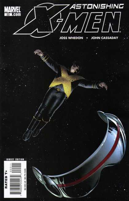 Astonishing X-Men 22 - John Cassaday