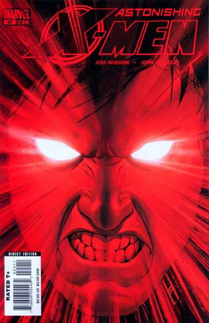 Astonishing X-Men 24 - John Cassaday