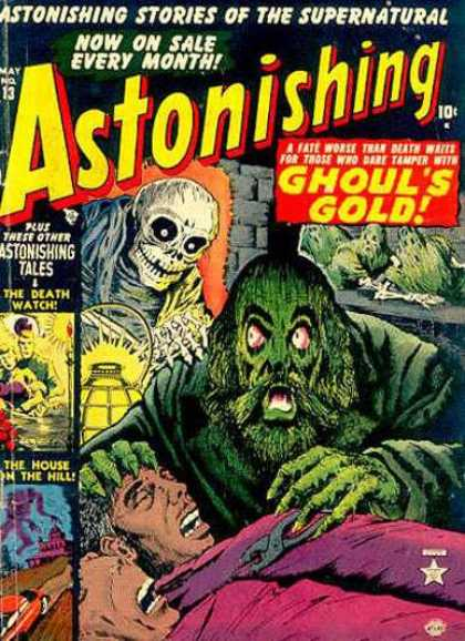 Astonishing 13 - Ghoul - Gold - Death Watch - Fate - House
