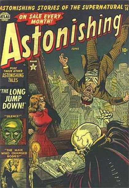 Astonishing 14