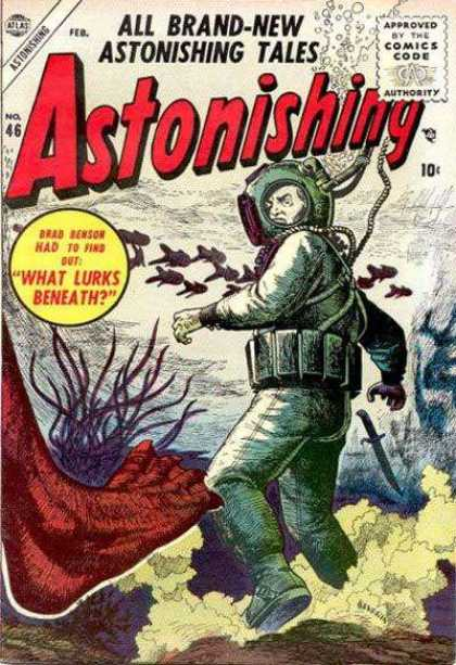 Astonishing 46