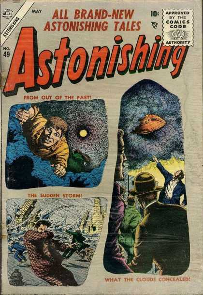Astonishing 49 - Bill Everett