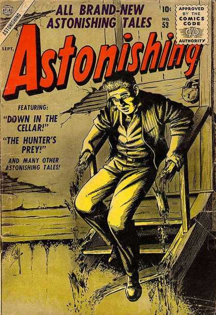 Astonishing 53 - Bill Everett