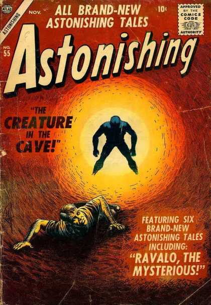 Astonishing 55 - Bill Everett