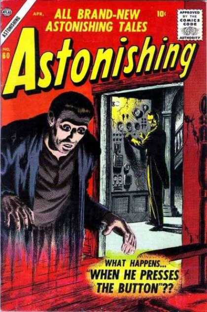 Astonishing 60 - Bill Everett