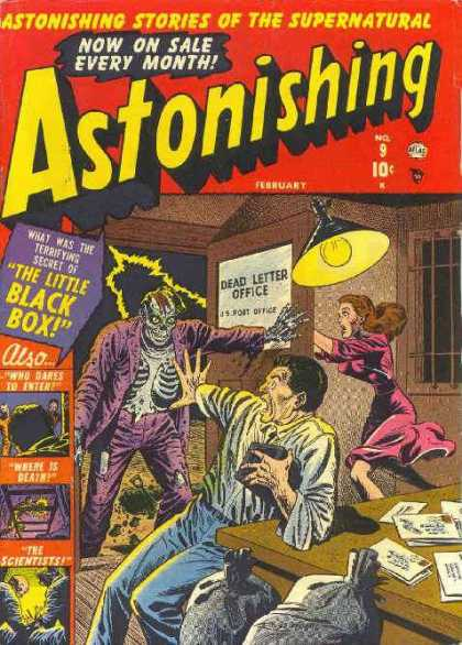 Astonishing 9