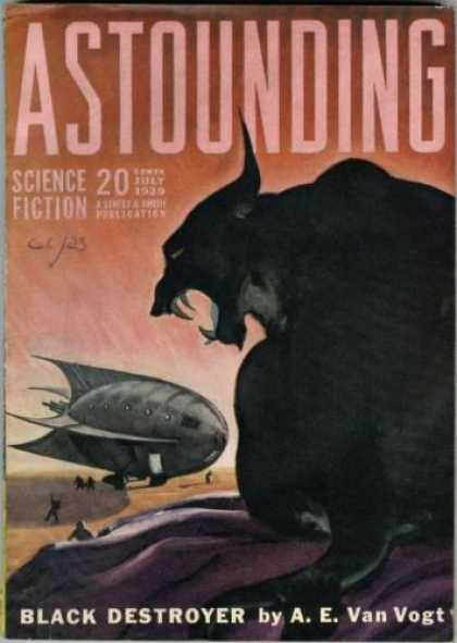Astounding Stories 104 - Batman 2000 - Look At My Prey - War At Its Best - Soliders Attack - Life As We Know Is Over