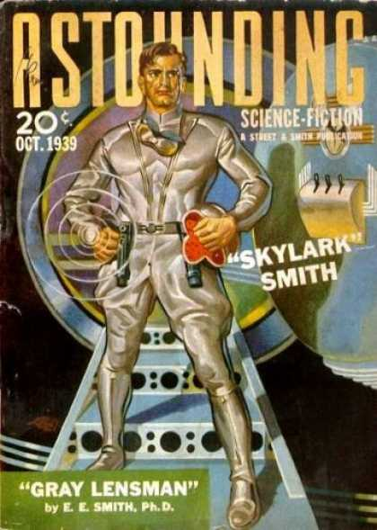 Astounding Stories 107 - Sky - Past - Science - Fiction - Time