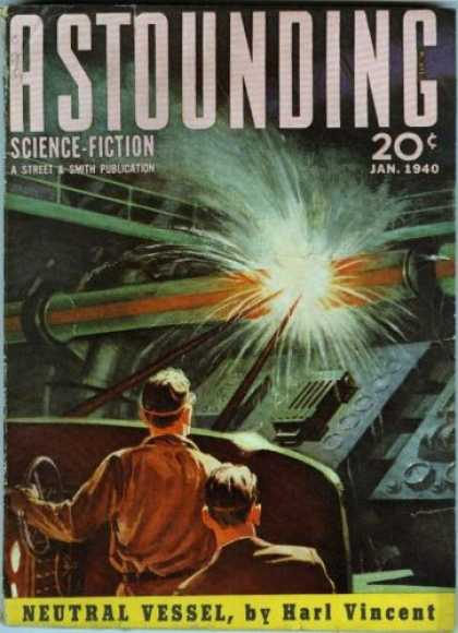 Astounding Stories 110 - Fiction - Space - Travel - Science