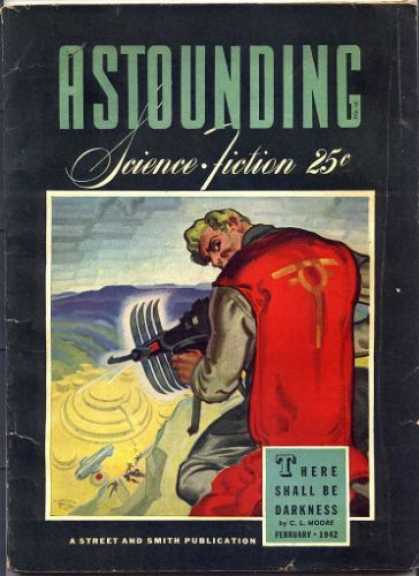 Astounding Stories 135 - There Shall Be Darkness - Science - Fiction - Astounding - Space