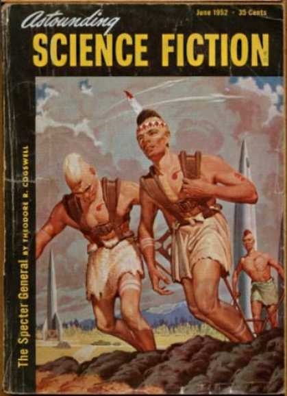 Astounding Stories 259 - Science - Fiction - Astounding - Cogswill - Theodore
