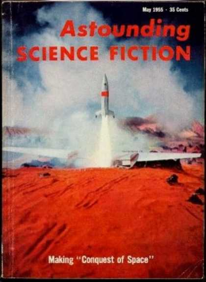 Astounding Stories 294 - Lift Off - Orbit - Space Shutle - Smokey - High