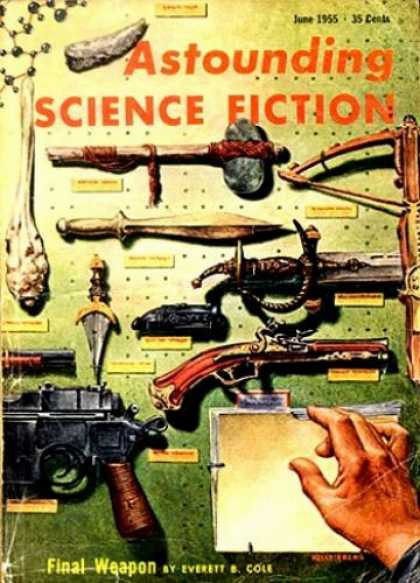 Astounding Stories 295 - Tools - Old - Kill - Hunt - Gun